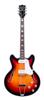 BC-V90-SB Bobcat guitar Sunburst
