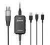 BY-BCA70 XLR - Smartphone USB-A/C & Lightning