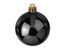 Deco Ball 7cm, black 6x