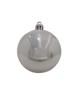 Europalms Deco Ball 7cm, silver 6x