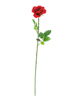 Rose, artificial plant, red