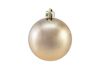 Deco Ball 6cm, copper, metallic 6x