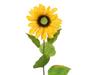 Europalms Sunflower, artificial plant, 70cm