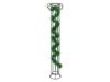 Europalms Tinsel metallic, green, 7,5x200cm