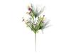 Europalms Wild Flower Spray, artificial, Pink