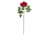 Europalms Peony Branch classic, artificial plant, magenta, 80cm