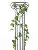 Ivy tendril, embossed, artificial, green, 183cm