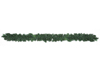 Noble pine garland, green, 270cm