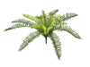 Forest fern, artificial plant, 30cm