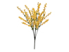 Forsythia bush, artificial, 60cm