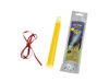 Glow rod, yellow, 15cm, 12x
