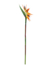 Bird-of-paradise spray, artificial plant, orange, 95cm