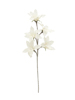 Clematis Branch (EVA), artificial, white