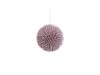 Europalms Succulent Ball (EVA), artificial plant, pink, 16cm