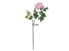 Europalms Peony Branch premium, artificial plant, pink, 100cm
