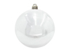Deco Ball 30cm, white