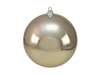 Europalms Deco Ball 30cm, cappuccino