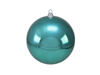 Europalms Deco Ball 30cm, turquoise