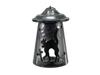 Europalms Lantern Cat, 23cm