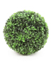 Boxwood ball, artificial, ~25cm