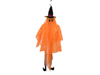 Halloween Figure Ghost with Witch Hat, 150cm
