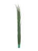 Reed grass, dark green, artificial, 127cm