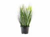 Feather grass, artificial, white, 60cm