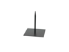 Metal stand for deco 18x18cm black