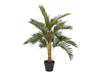 Coconut palm, artificial plant, 90cm