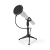 Nedis Tablestand for Mic with Pop