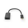 Nedis USB-c 3.2 Gen1 Ma > HDMI Fe 0.2m