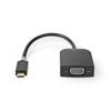 Nedis USB-c 3.2 Gen1 Ma > VGA Fe 15p 0.2m