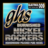 BNR-XL - Burnished Nickel Rockers | 009-042