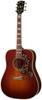 Gibson 1960 Hummingbird, Adj Saddle | Heritage Cherry Sunburst