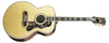 Gibson SJ-200 Monarch Rosewood Antique Natural