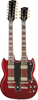 Gibson EDS-1275 Double Neck - Cherry Red