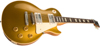 Gibson 1957 Les Paul Goldtop Reissue Ultra Light Aged - Double Gold