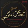 Gibson Les Paul Premium Electric Guitar Strings | Ultra-Light