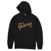 Gibson Logo Hoodie (Black) | Large