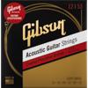 Gibson Phosphor Bronze Acoustic Guitar Strings Light