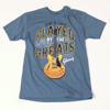 Gibson Played By The Greats T (Indigo) Large