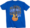 Played By The Greats T (Royal Blue) Large